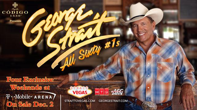 George Strait Tour Schedule