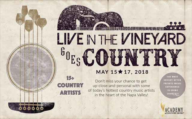 Go Country 105 - Win a once in a lifetime trip to Napa to experience ...