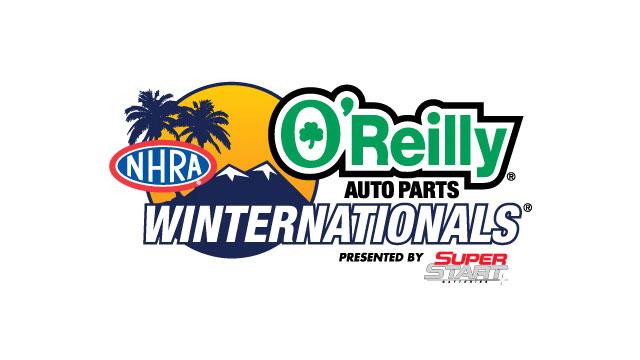 Reilly Auto Parts NHRA Winternationals