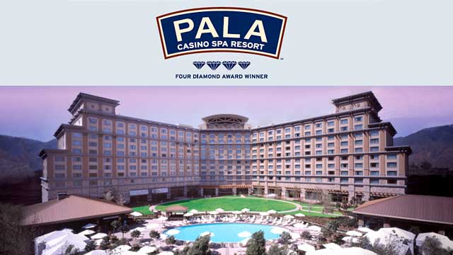 Pala casino spa packages