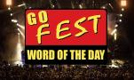 Go Fest 2017 Word of the Day