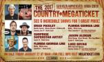 2017 Country Megaticket