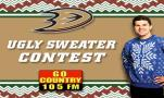 Ducks Ugly Sweater Contest