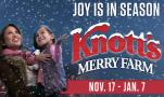 Win tickets to Knott's Merry Farm