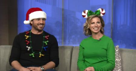 Mornings with Angie talk Stagecoach, Christmas & More on Good Day LA