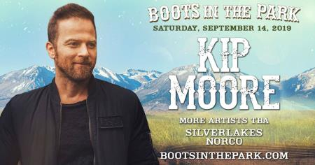 Win tickets to see Kip Moore