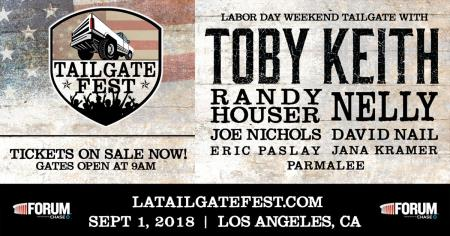 Win tickets to Tailgate Fest