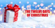 Go Country 105 presents The Twelve Days of Christmas