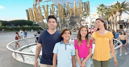 Win tickets to Universal Studios Hollywood