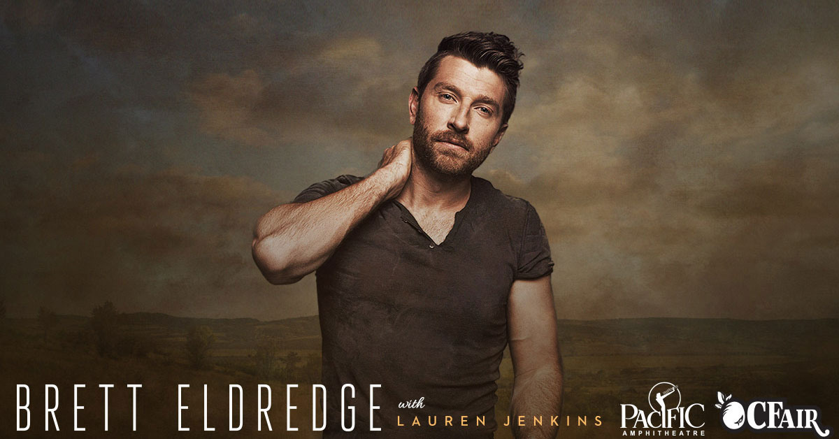 Win tickets to see Brett Eldredge
