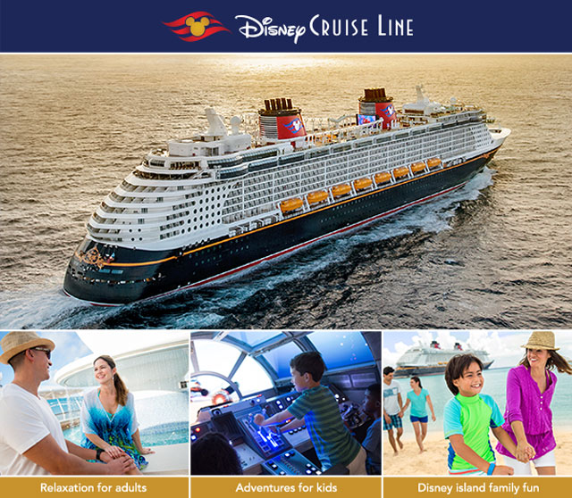 HOW TO WIN A DISNEY CRUISE VACATION