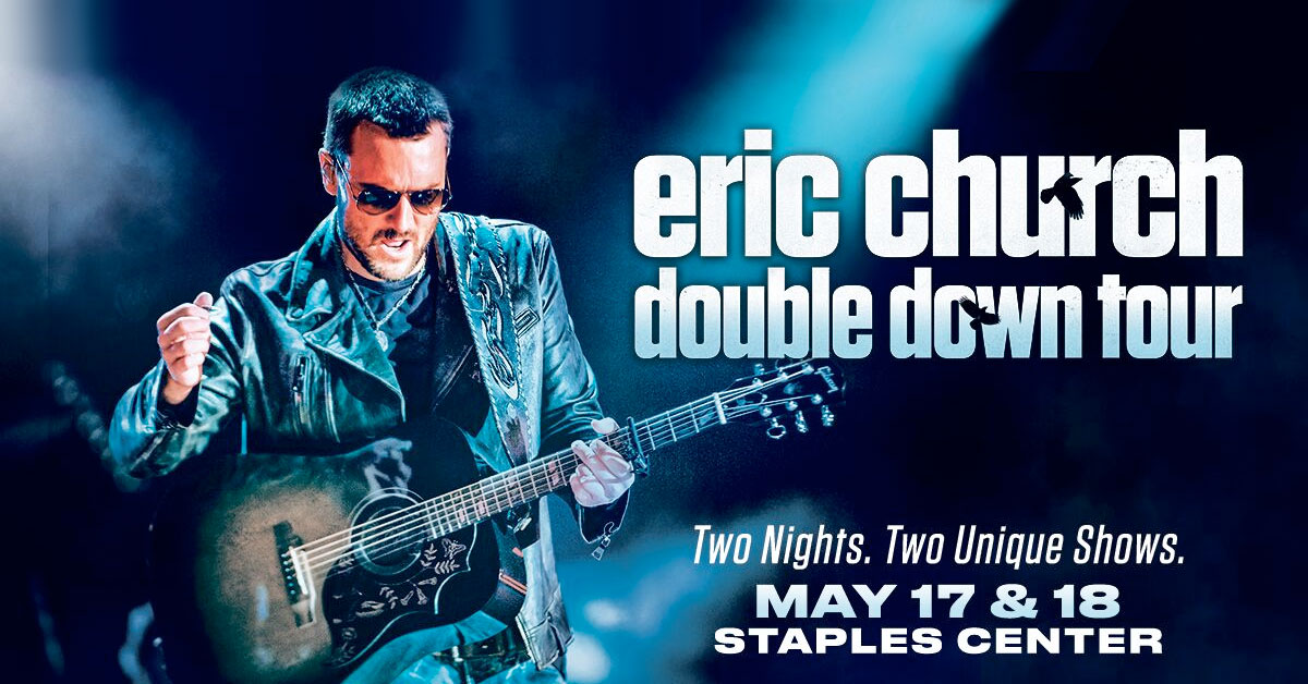 Go Country 105 - Win tickets to see Eric Church