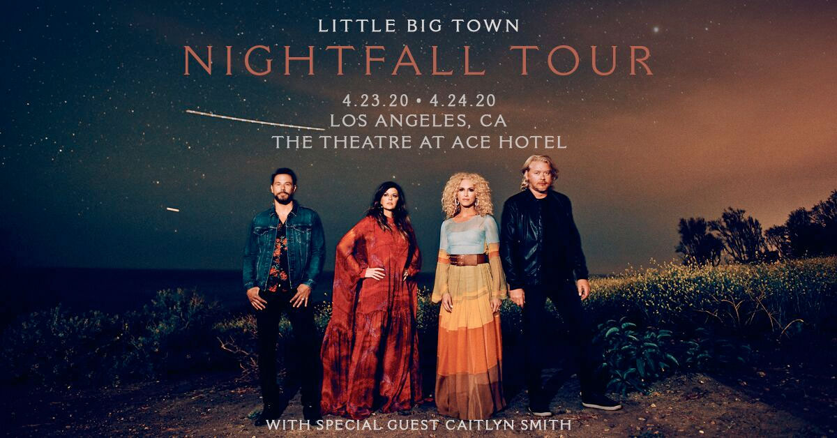 Win tickets to see Little Big Town