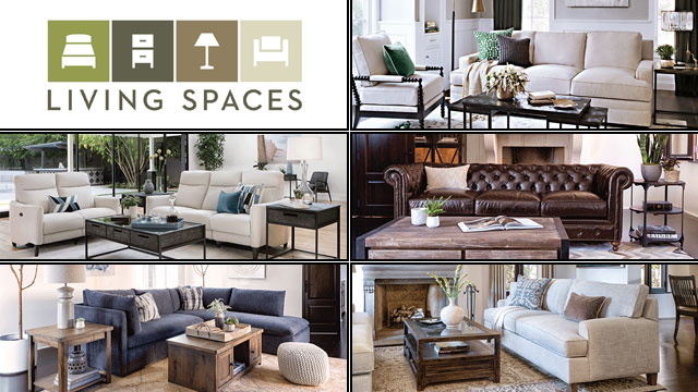 Superbe Living Spaces Living Room Makeover Contest
