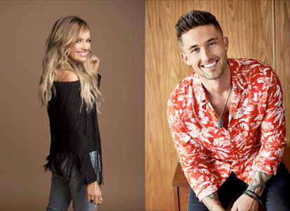 Carly Pearce and Michael Ray
